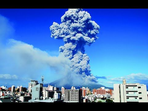 Volcano erupts at St Helens - Mega Disasters - Documentary