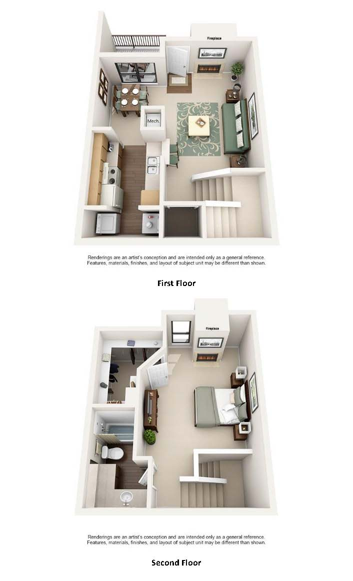 One and Two Bedroom Apartments in Austin, TX Apartment