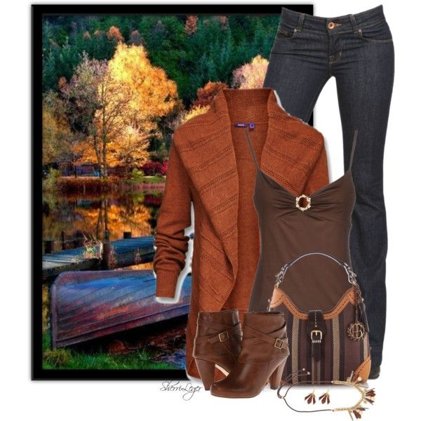 Untitled #1279, created by sherri-leger on Polyvore