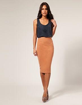 Long Pencil skirt | Pencil skirt junkie...... | Pinterest | Chic ...