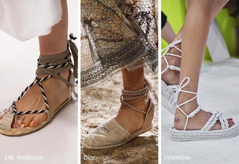 Spring/ Summer 2020 Shoe Trends