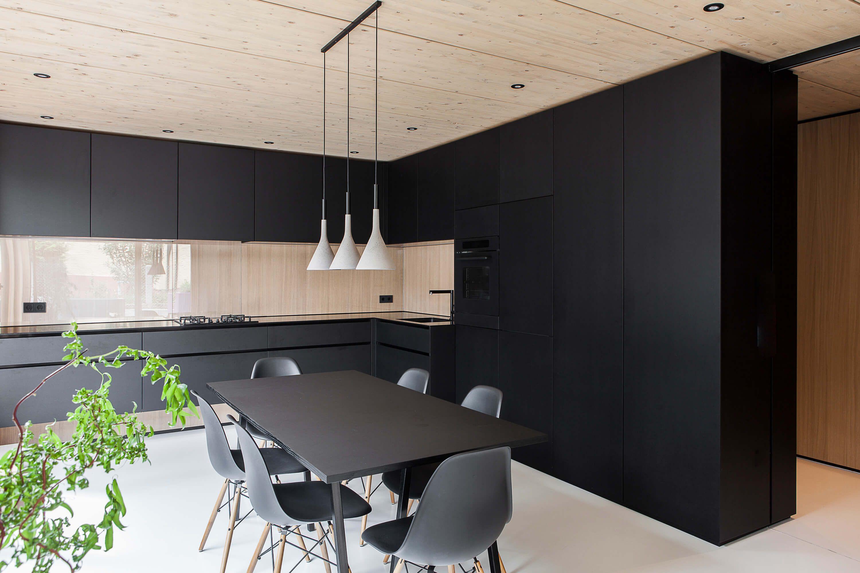 dunkel oder hell welche arbeitsplatte passt zu meiner k che schwarze k chen k chenfronten. Black Bedroom Furniture Sets. Home Design Ideas