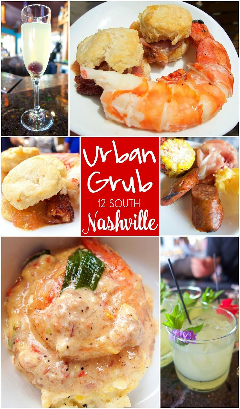 Urban Grub 12 South Nashville Homemade Charcuterie Fresh Fish And Dry Aged Steaks They Have Something For Everyone