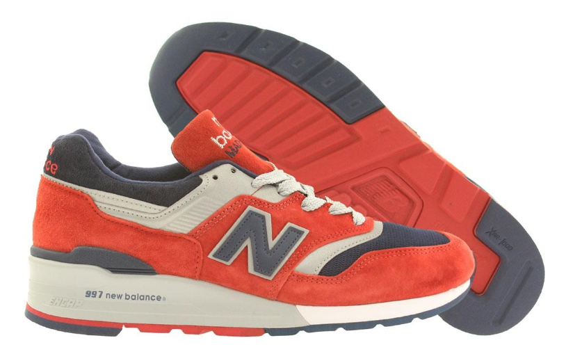 "New Balance - 997 Made in USA ""Connoisseur Ski"""
