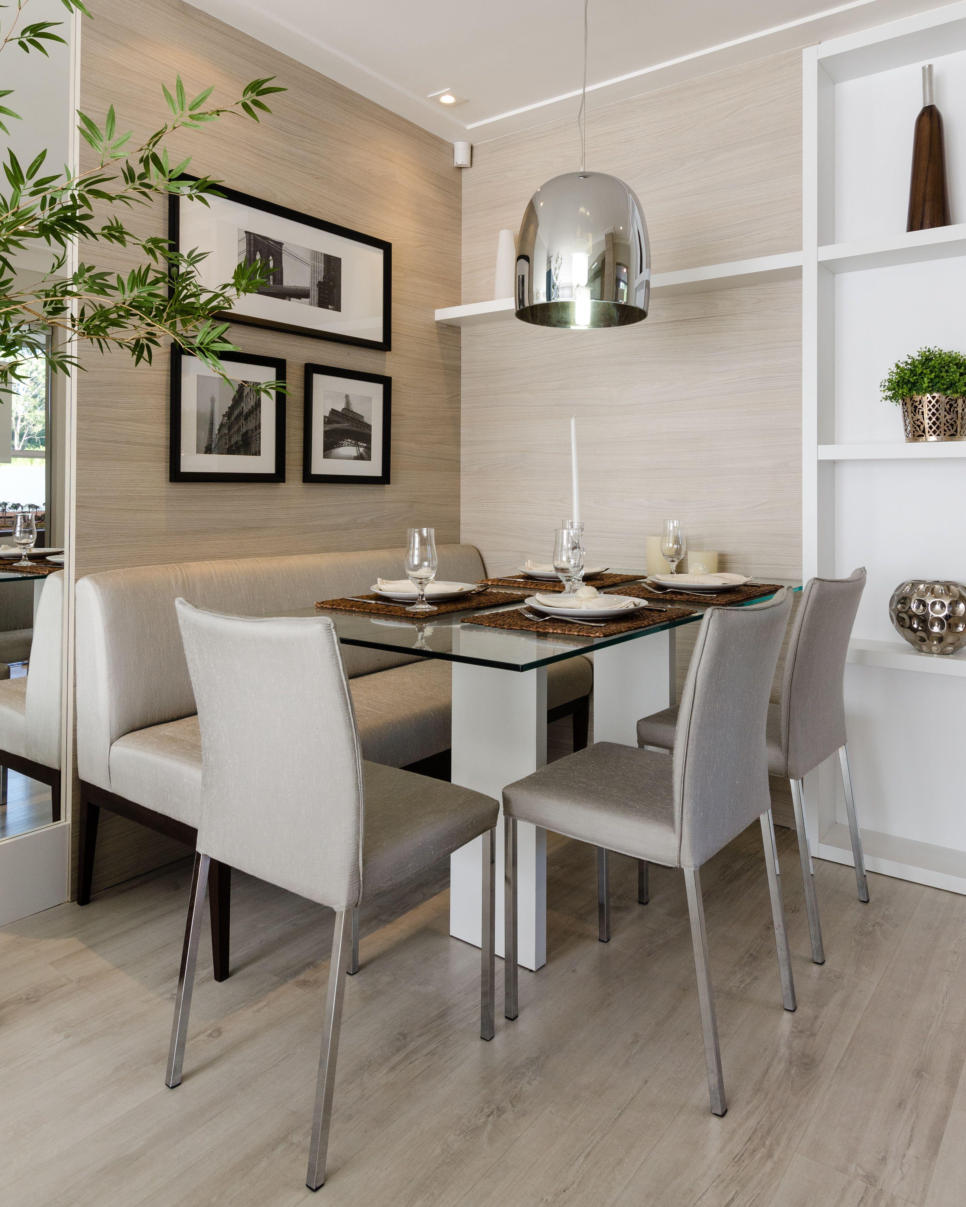Ambientes Decorados Sala De Jantar Pequena Sala De Jantar