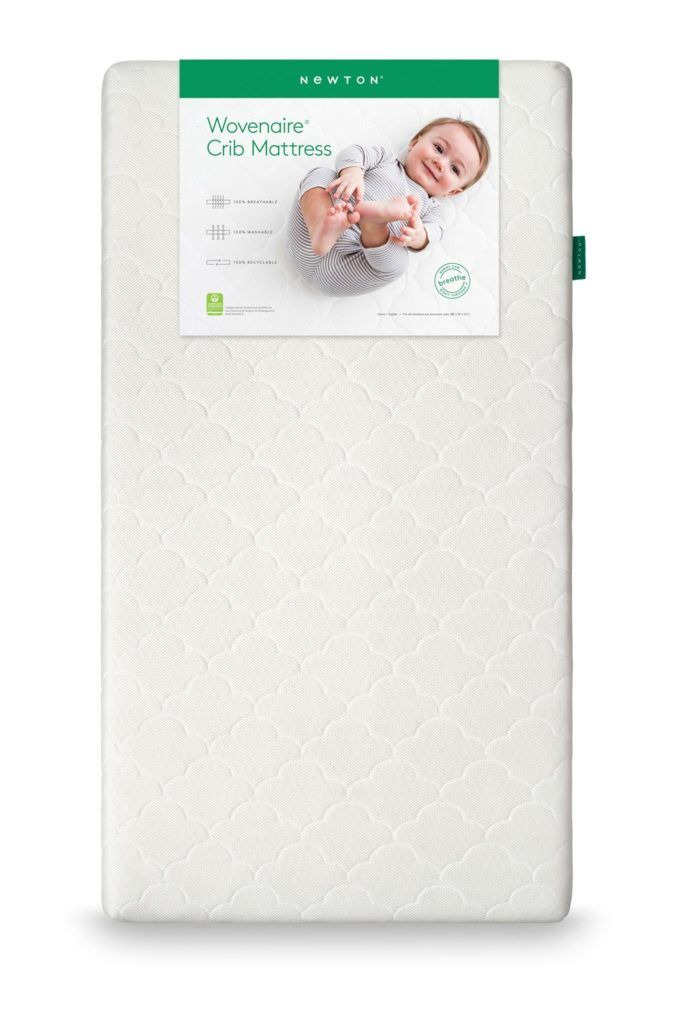 Newton Wovenaire Crib Mattress Review  | Pregnant Chicken