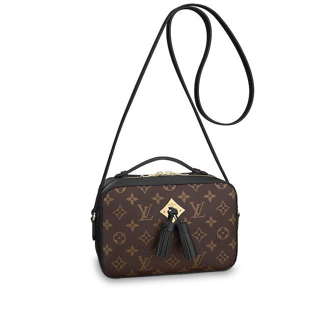 View 1 - Monogram HANDBAGS Cross Body Bags Saintonge | Louis ...