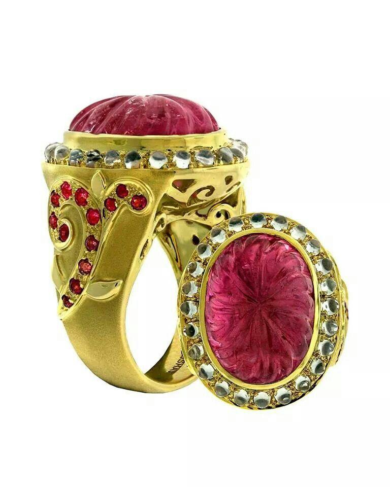 Paula Chevoshay ring