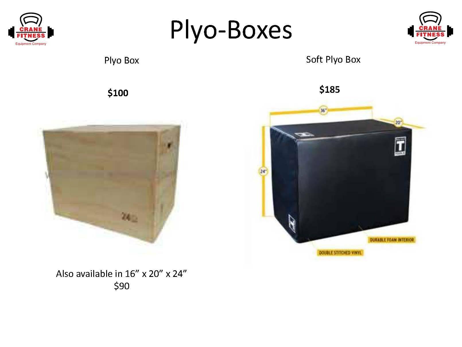 Crane Fitness Plyo Box Home Gym Pinterest Gym