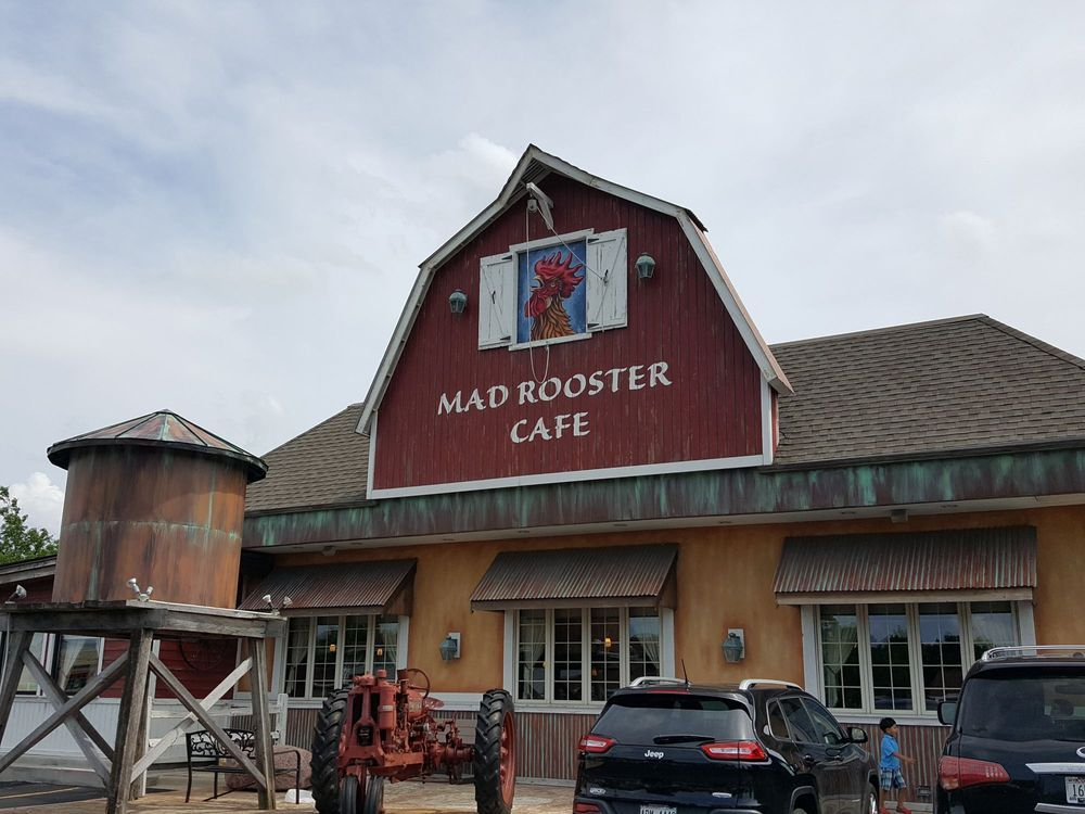 Mad Rooster Cafe 4401 W Greenfield Breakfast And Lunch