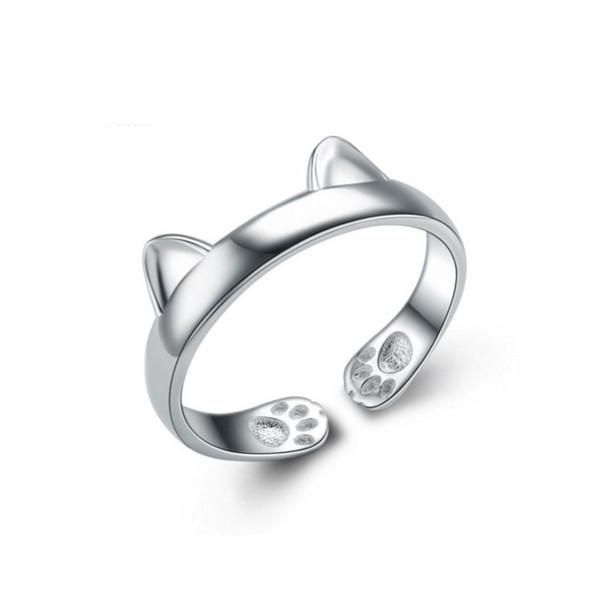paws and ears cat ring meowingtons