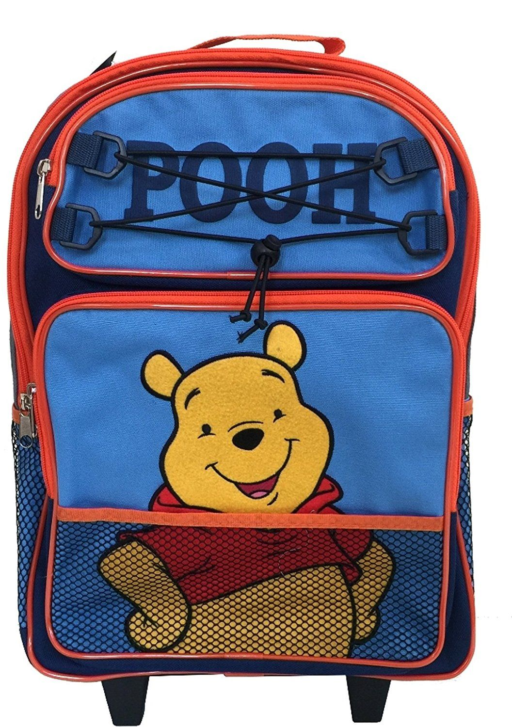 Winnie the Pooh Trolley Holdall Weekender Bag - Girls Pooh Bear Hand Luggage  Travel Handbag M955 ... 735cb8850