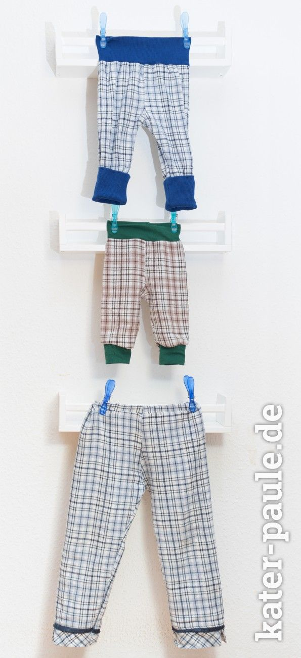 f63acfa61c Upcycling-Pyjama-Hosen | Upcycling | Nähen für Kinder | Nähen für Anfänger