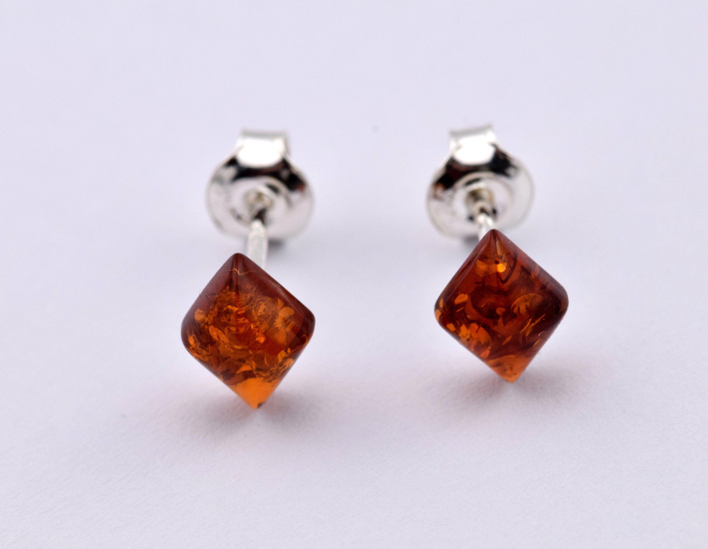 amber drop earrings sterling silver earrings with natural Baltic amber baltic amber earrings honey amber earrings dangle earrings