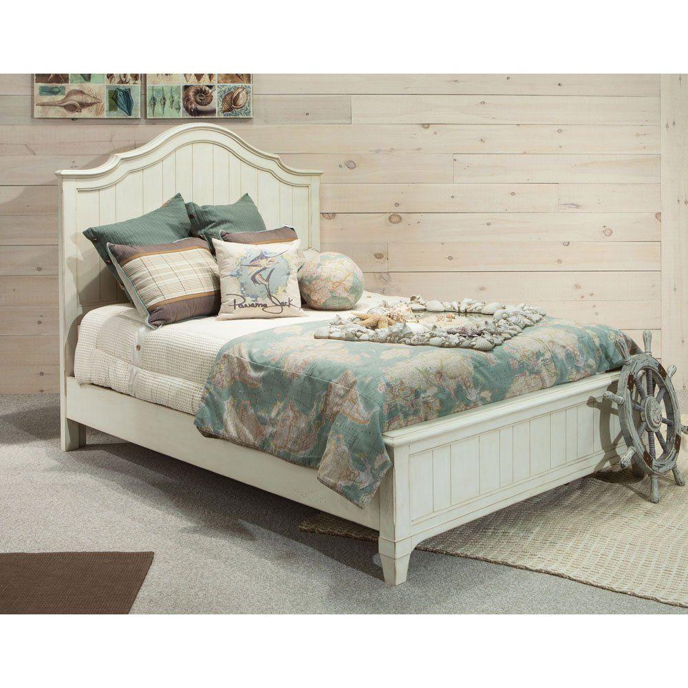 Panama Jack Millbrook King Panel Bed California King Bedrooms And - Panama jack bedroom furniture