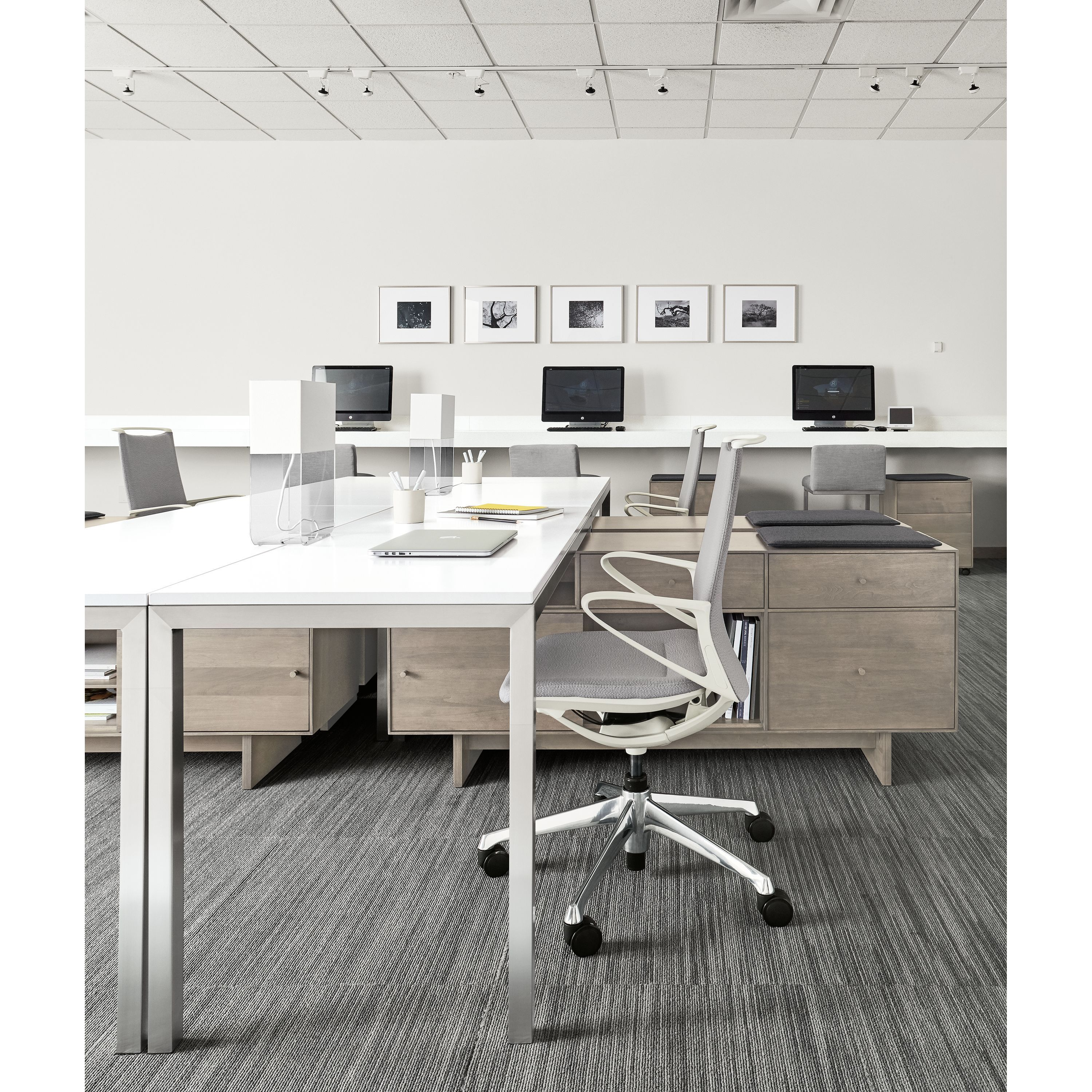 Hudson Office Rolling File Cabinets