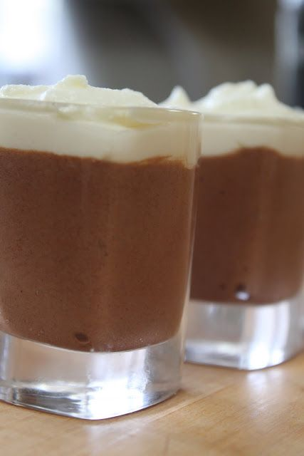 Mimi's Kitchen: Guinness Chocolate Mousse