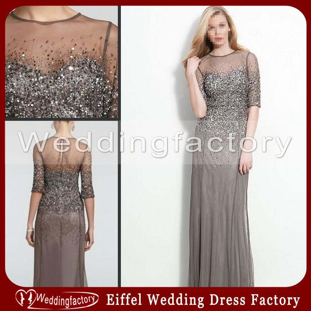 Wholesale Mother of the Bride Dress - Buy 2014 Luxurious Mesh ...