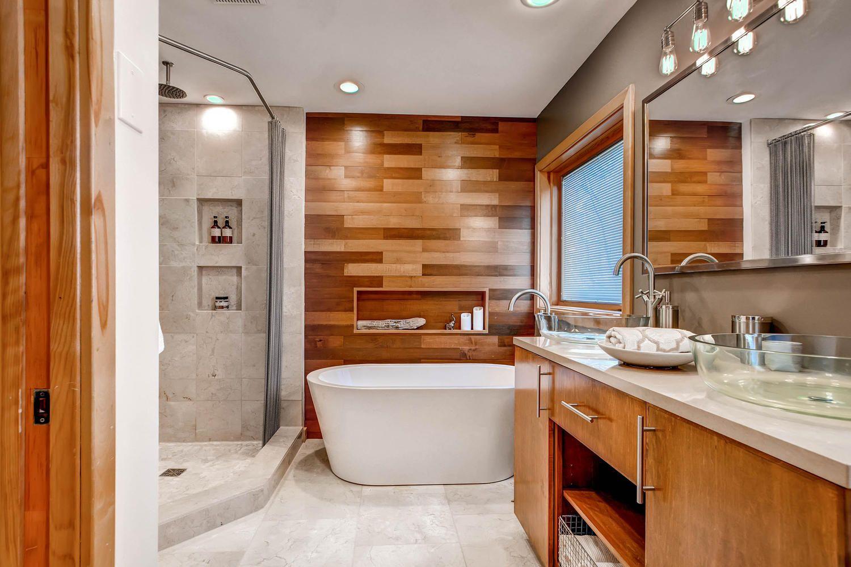 Spa Like Master Bath Bathroom Remodel Master