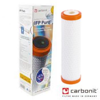 Carbonit EM Puro Monoblock Wasserfilter für Sanuno Vario Duo mit EM-Keramik