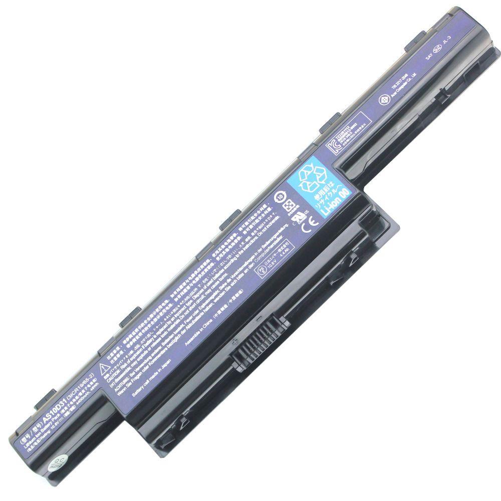 Laptop Battery For Acer Aspire V3 5741 5742 5750 5551g 5560g 5741g 5742g 5750g As10d31 As10d51 As10d61 As10d71 As10d75 As10d81 Laptop Battery Acer Aspire Acer