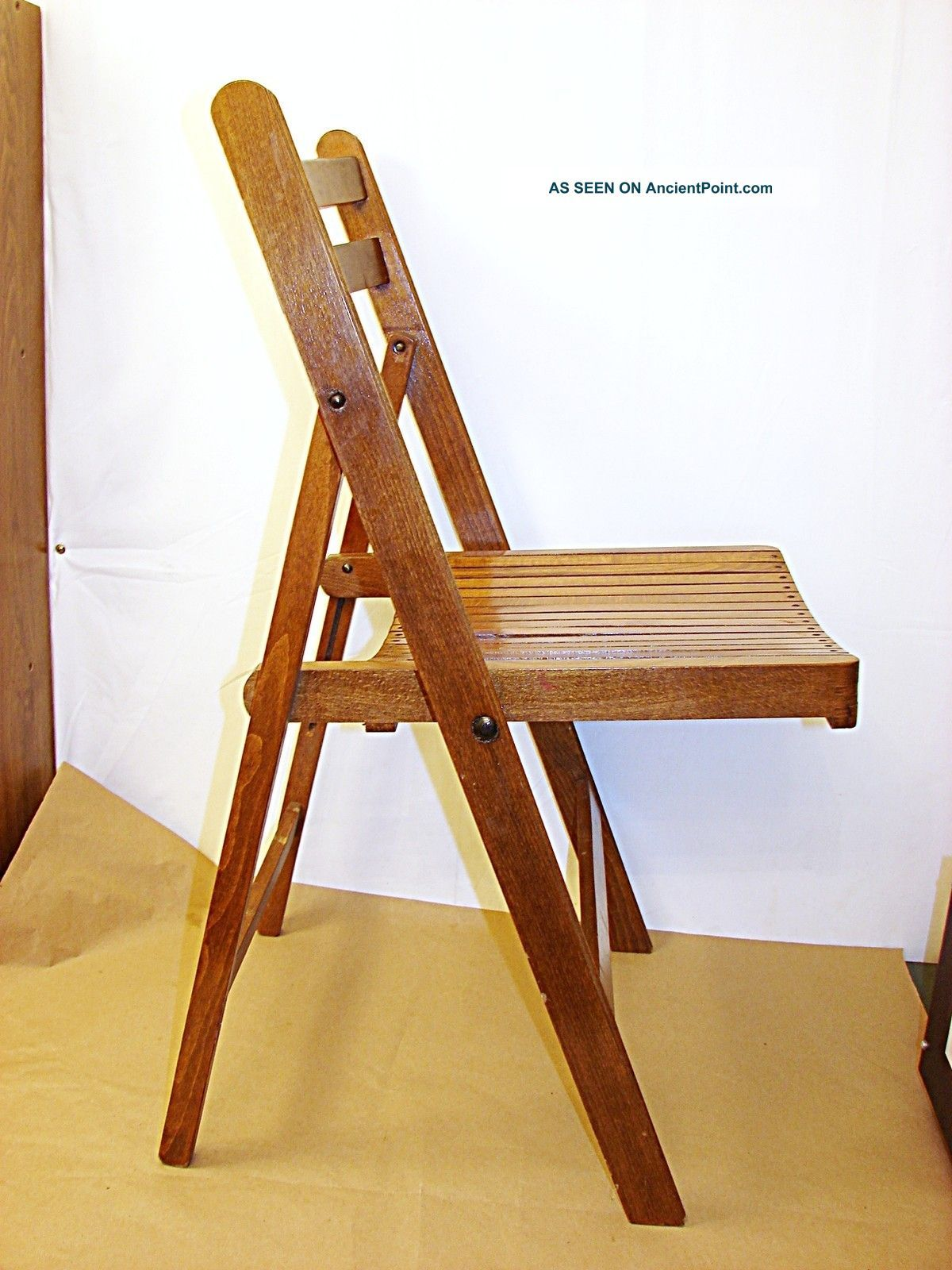 folding wood chair Google Search