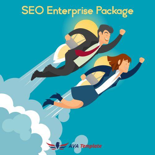 SEO : SEO Enterprise Package | AVA Template Multi Function & Languages Marketplace
