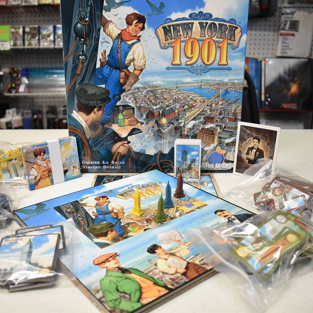 18++ Tabletop game store nyc information