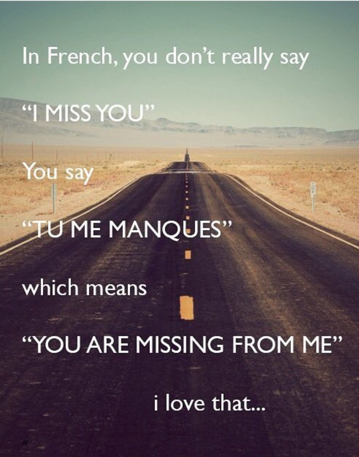 When Cooper Is Away From Home Tu Me Manques I Miss You Be Yourself Quotes