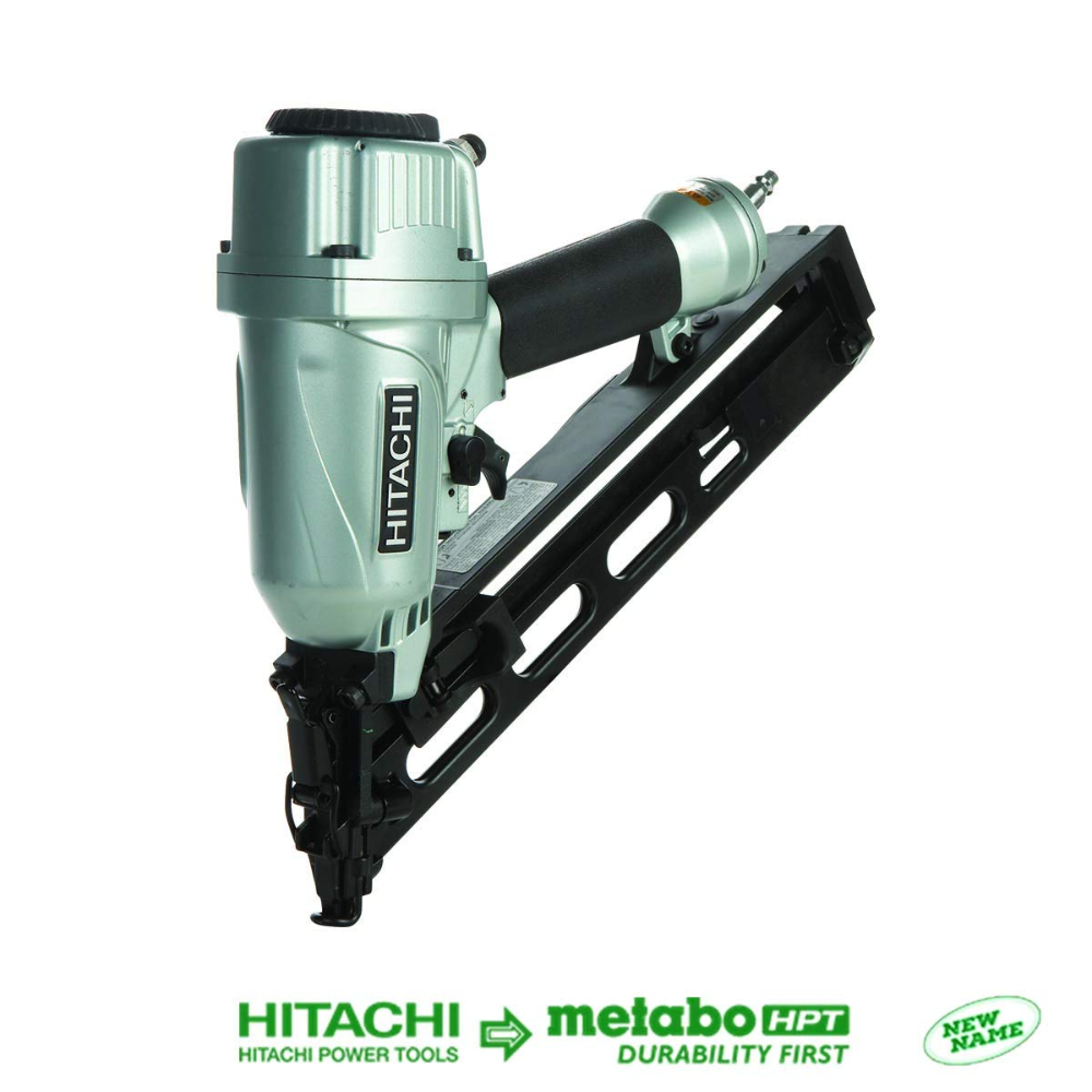 Hitachi Nt65ma4 15 Gauge Angled Finish Nailer Finish Nailer Nailer Hitachi