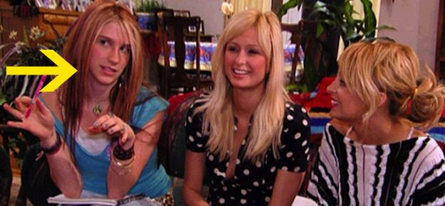 But Do You Remember The Episode Of The Simple Life That A Young Ke Ha And Her Family Was On Paris And Nicole Ke Ha Simple Life