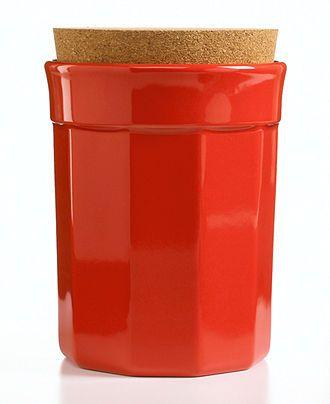 MS Macy's Food Storage Crock - great grad gift idea