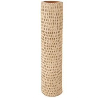 Elongated Vase | Handcrafting Justice #fairtrade #handmade