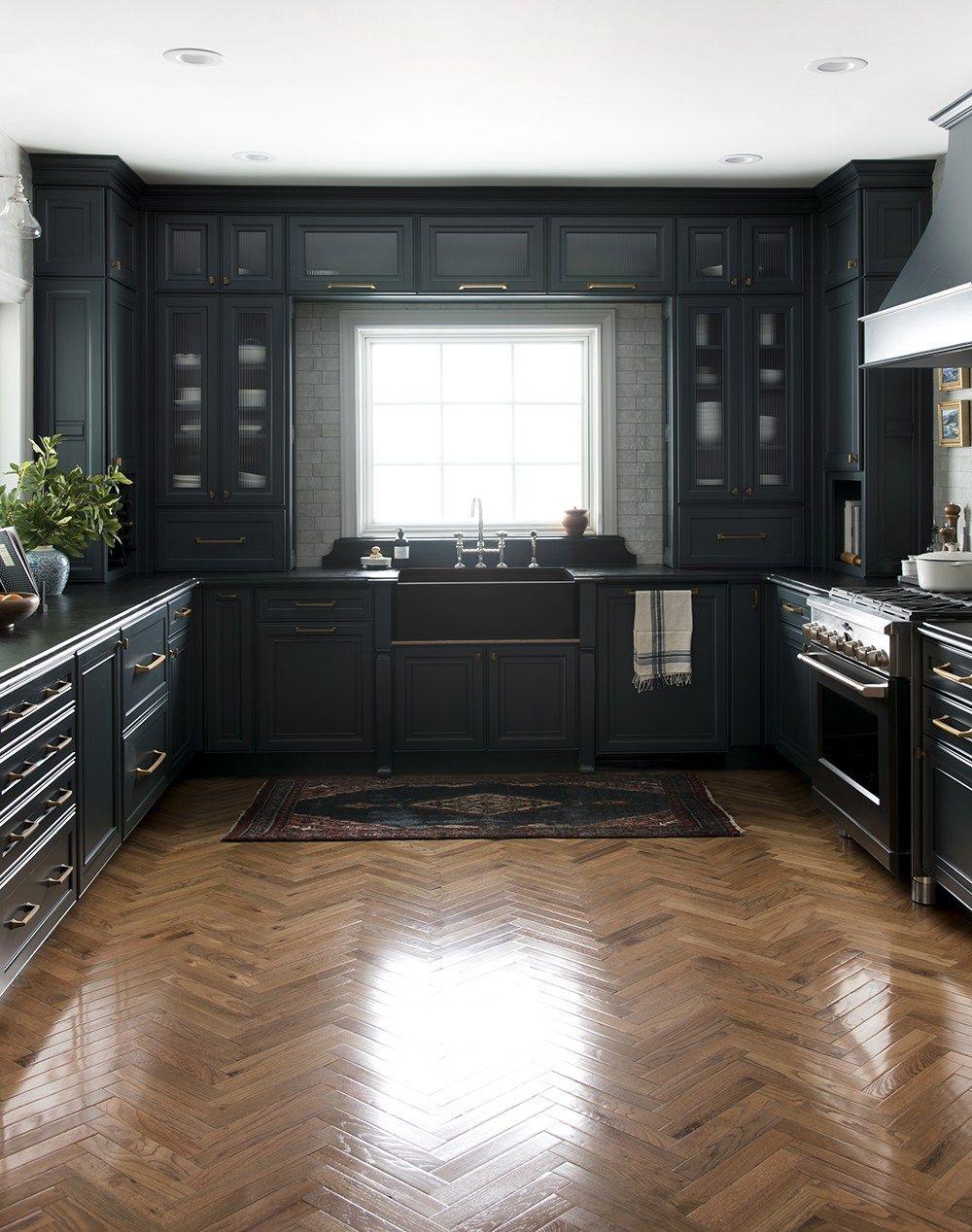 These Modern Kitchen Floor Ideas Deserve Some Serious