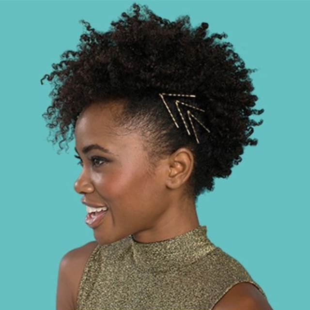 This hairstyle for holiday the best thing is you can create it this hairstyle for holiday the best thing is you can create it yourself at home check out our holiday page on devacurl dot com for the step by step solutioingenieria Images