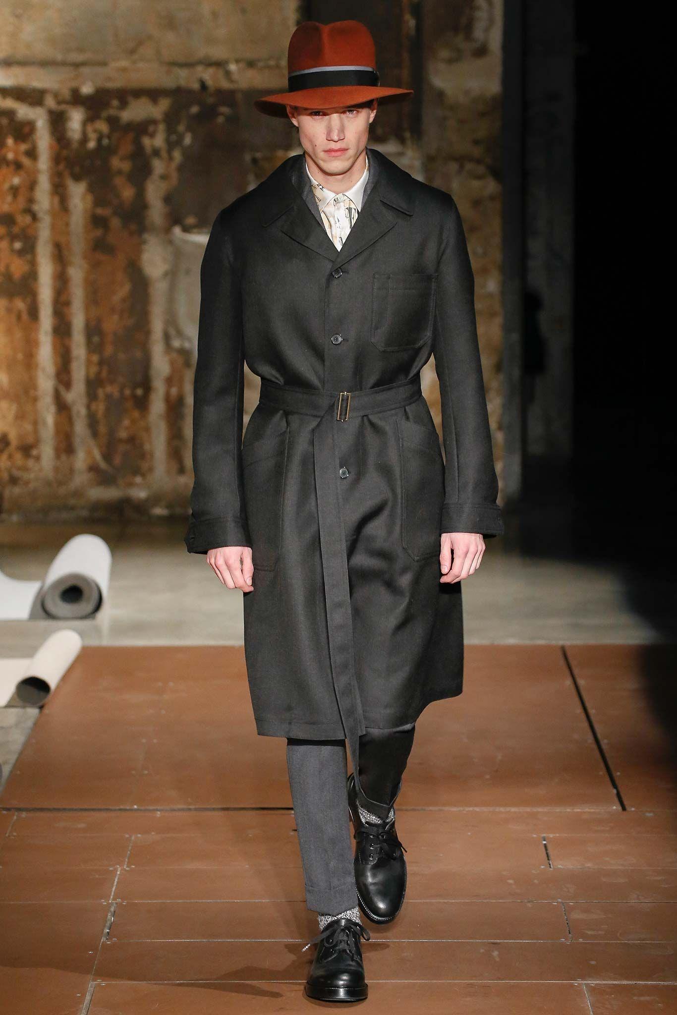 Cerruti 1881 Paris - Fall 2015 Menswear - Look 21 of 25