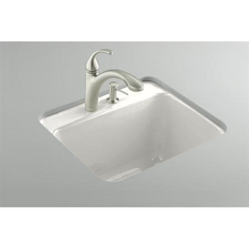 Kohler K 6663 1u 0 Glen Falls Undercounter Utility Sink With One