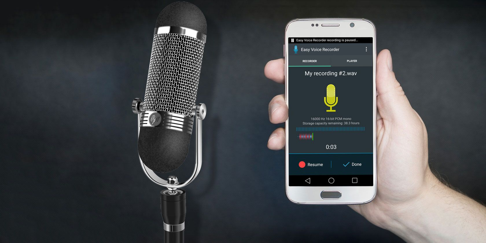 How to record audio with a usb microphone on android usb