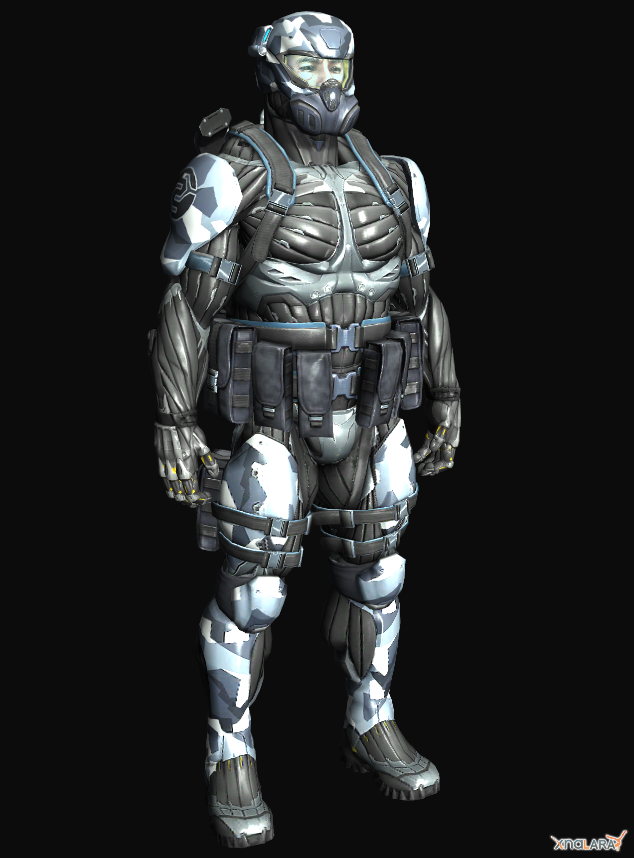 Crysis 3 Armor | Crysis Cell