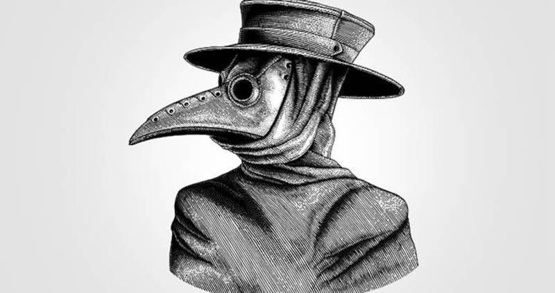 plague doctor - Поиск в Google | Arzt tattoo, Pestmaske, Hände zeichnen