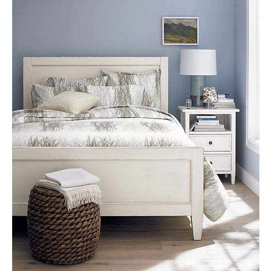 Harbor Dama Bed Crate And Barrel Headboards For Beds
