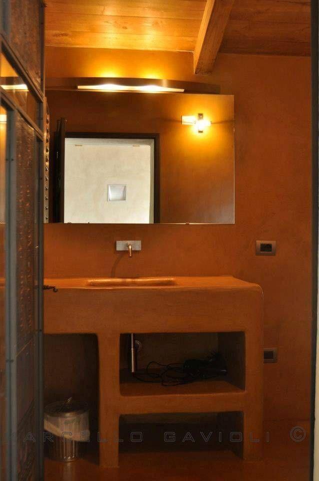 foto di bagno in stile in stile mediterraneo : bagno stile, Hause ideen