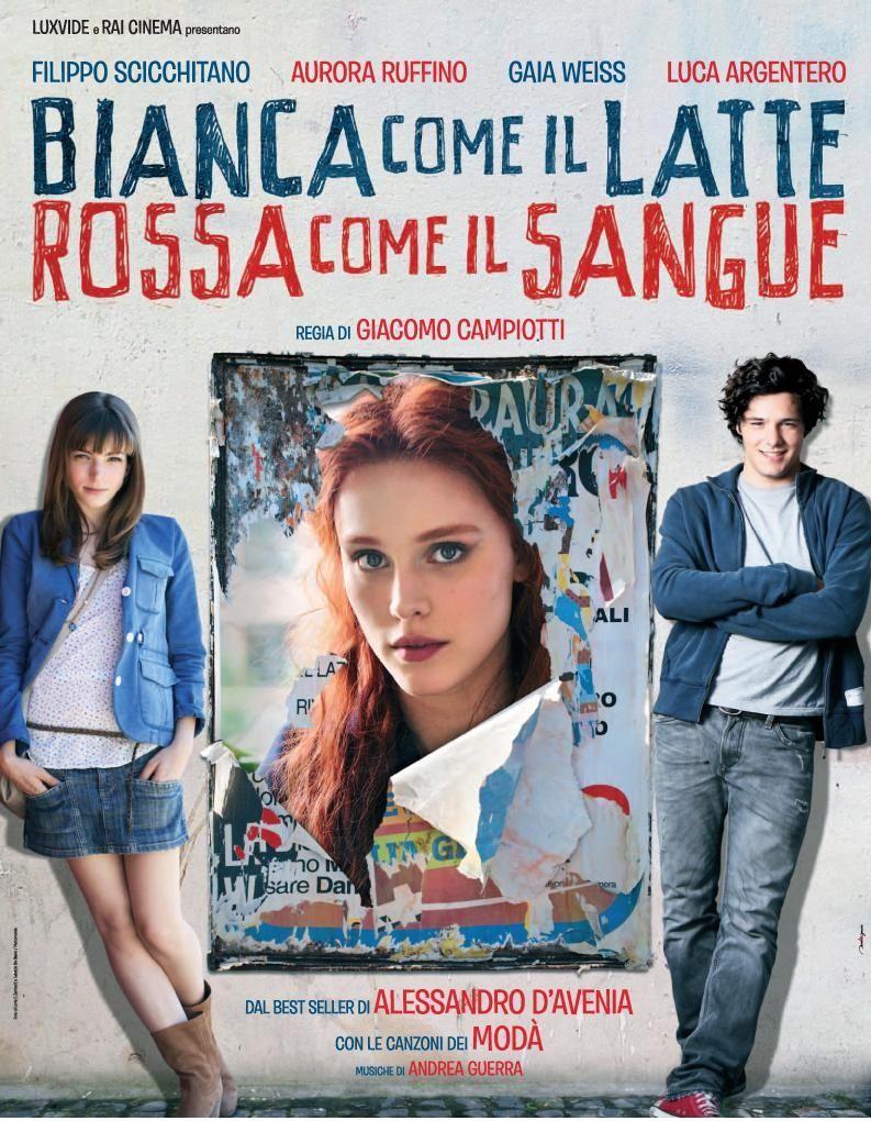 """Trailer: """"Blanca como la nieve, roja como la sangre"""", de Giacomo Campiotti #cine #peliculas #cinemusicmexico"""