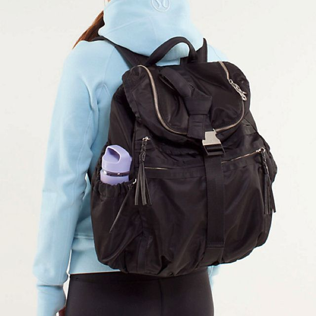 d45cfc75ea6f Lululemon backpack. I want this one so bad but they re sold out ...