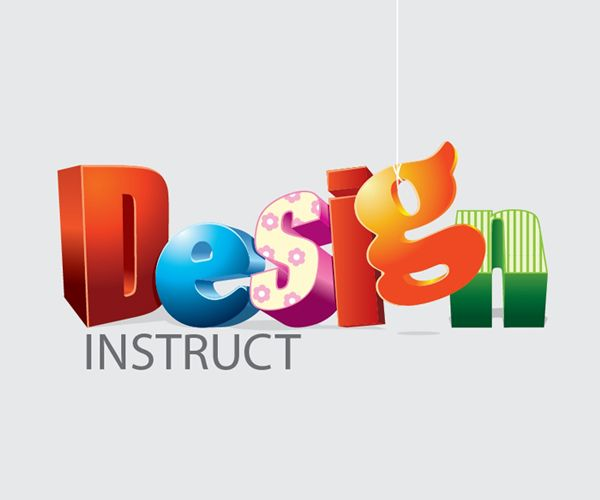 Create An Assortment Of 3d Text In Adobe Illustrator Tutoriales De Ilustrador Tutoriales De Diseño Gráfico Tutoriales