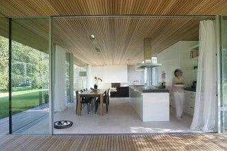atriumhaus am see zech architektur wohngl ck pinterest atriumhaus elemente und lichtlein. Black Bedroom Furniture Sets. Home Design Ideas