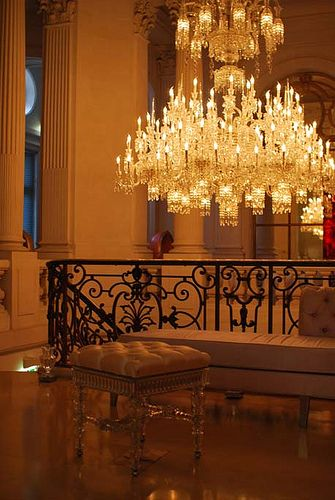 Cristal Room Baccarat Decor Chandelier Beautiful Chandelier