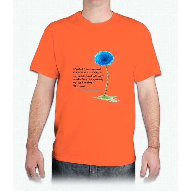 The Lorax Unless - Mens T-Shirt