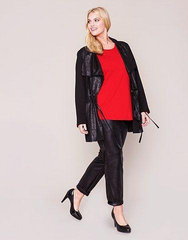 Exklusiv Thea Damen Markenmode In Ubergrosse Adler Modestil Mode Damen