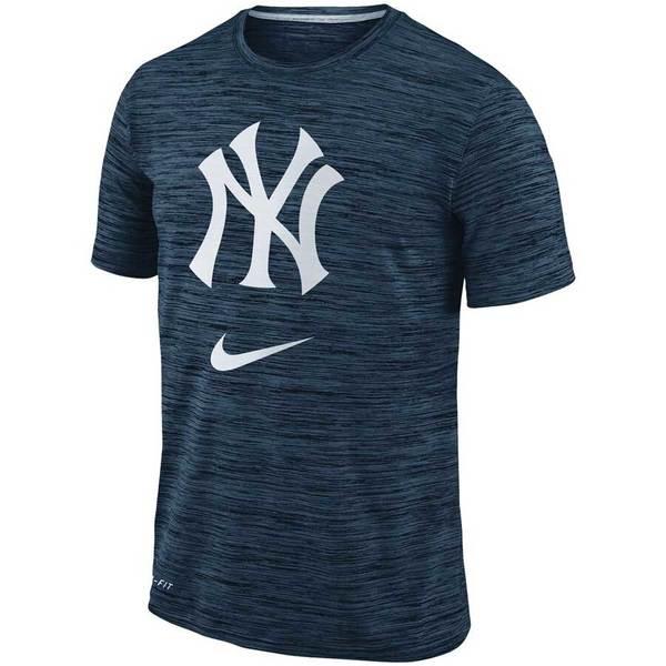 New York Yankees Velocity Performance TShirt by Nike in
